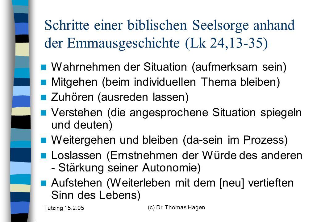 Tutzing 15.2.05 (c) Dr.