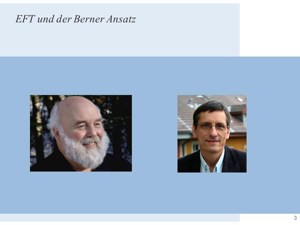3 EFT und der Berner Ansatz