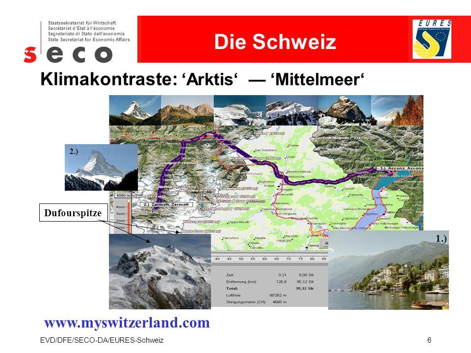 EURES - Schweiz Staatssekretariat für Wirtschaft Secrétariat d'Etat à l'économie Segretariato di Stato dell economia State Secretariat for Economic Affairs Wichtige Internet-Adressen  www.treffpunkt-arbeit.ch www.treffpunkt-arbeit.ch  www.eures.europa.eu www.eures.europa.eu  www.speed.ch www.speed.ch  www.schaufenster.ch www.schaufenster.ch  www.tel.search.ch www.tel.search.ch  www.lohnrechner.ch www.lohnrechner.ch  www.comparis.ch www.comparis.ch
