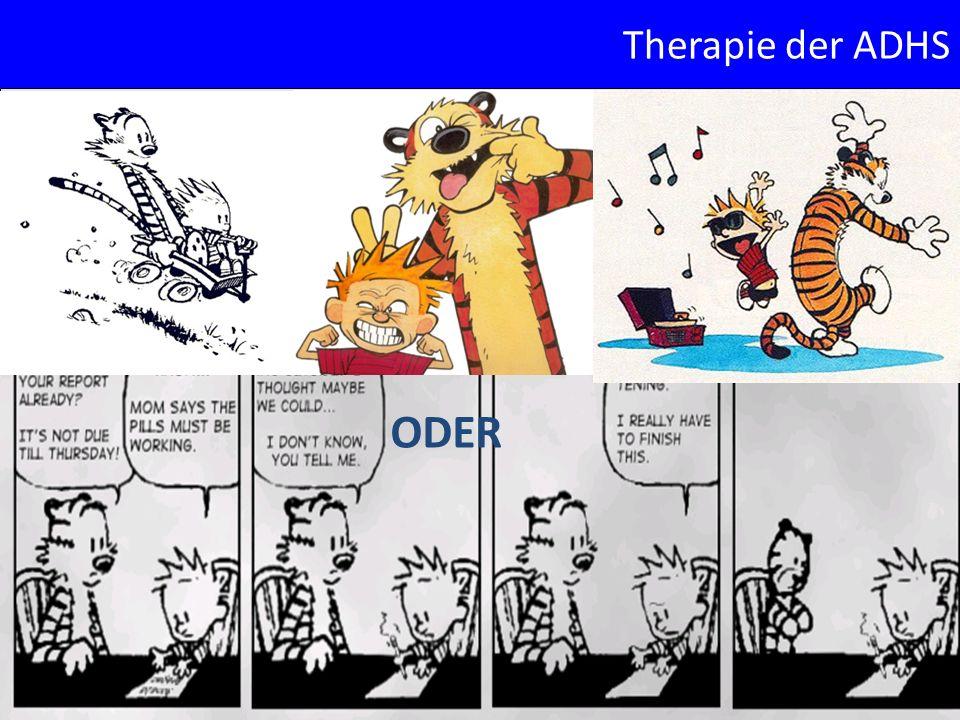 Therapie der ADHS ODER