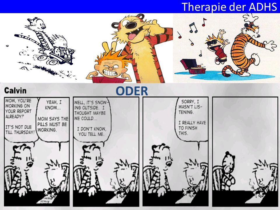 Therapie der ADHS