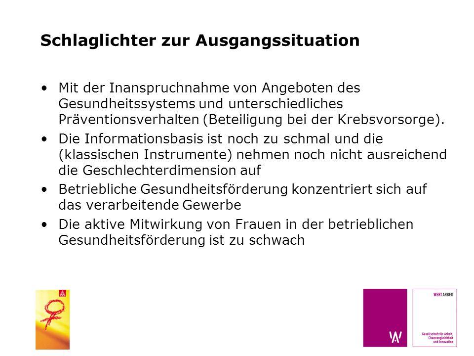 Betriebliche Gesundheitsförderung und Chancengleichheit Wandel der Qualifikationen These 1: Einfache Tätigkeiten in der Produktion...