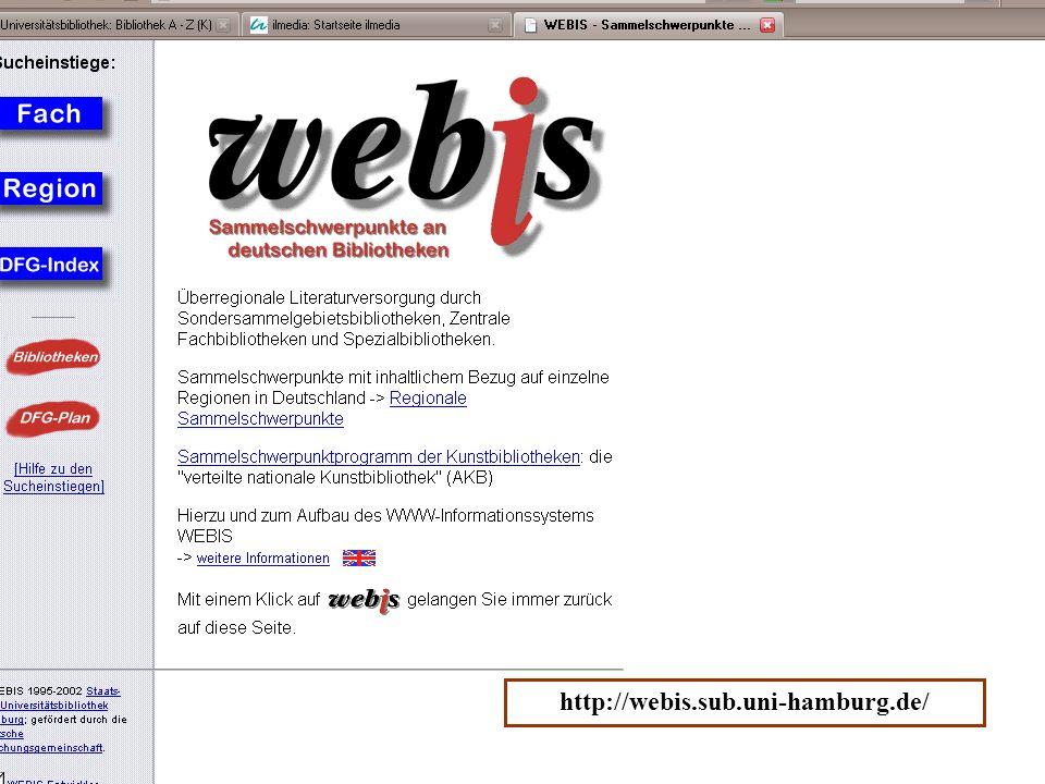 http://webis.sub.uni-hamburg.de/