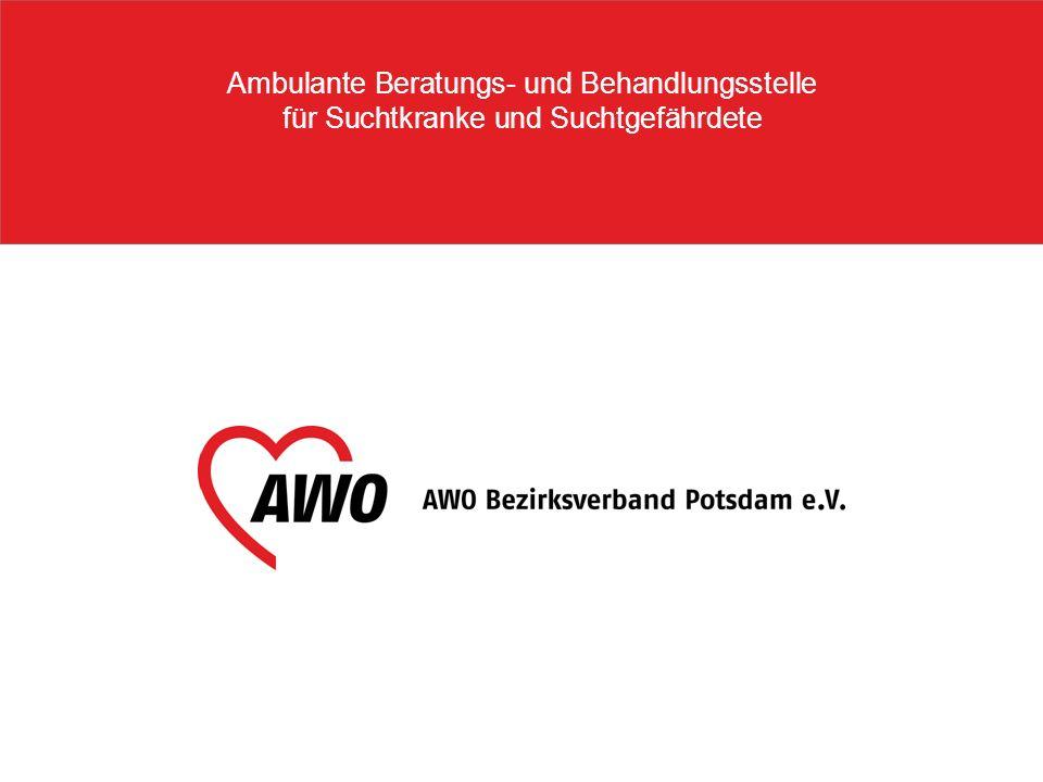 Standorte der Beratungs- und Behandlungsstelle 04.04.20142Runder Tisch Bad Belzig Potsdam