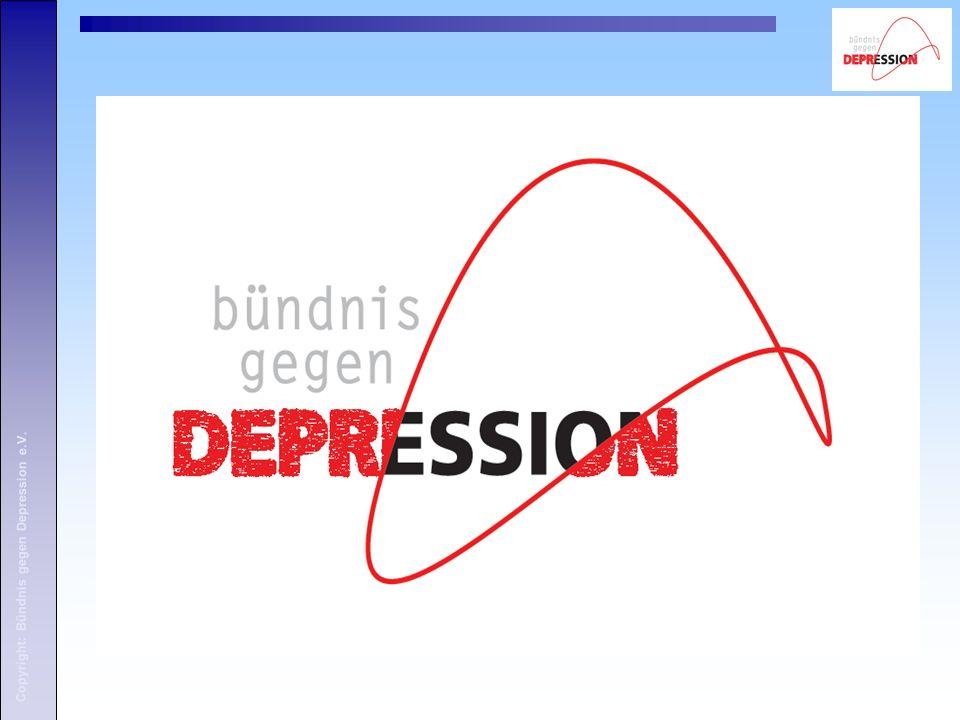 Copyright: Bündnis gegen Depression e.V. Thematisierung von Suizidalität im Schulunterricht