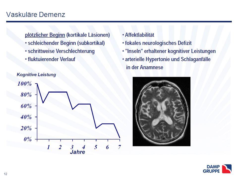 12 Vaskuläre Demenz