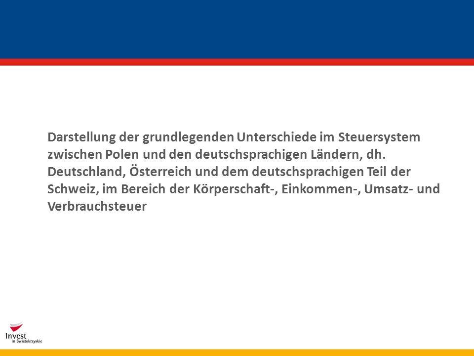 Einkommensteuer in Deutschland gilt die Progressivbesteuerung, wobei der Steuersatz von der Höhe des zu versteuernden Einkommens abhängt anders als in Polen regeln die deutschen Steuervorschriften den Prozentsteuersatz nicht direkt Ermittlung der Steuerlast anhand einer Formel, deren Grundsatz sich mit der Höhe des Einkommens ändert - im Jahr 2011 beträgt der Freibetrag 8.004 EUR - nach der Durchführung entsprechender Berechnungen beträgt der Steuersatz für das Einkommen von 8.005 EUR 14%, der bis 42% für das Einkommen von über 52.882 EUR wächst - Besteuerung des Einkommens von über 250.731 EUR mit einem Linearsatz von 45%