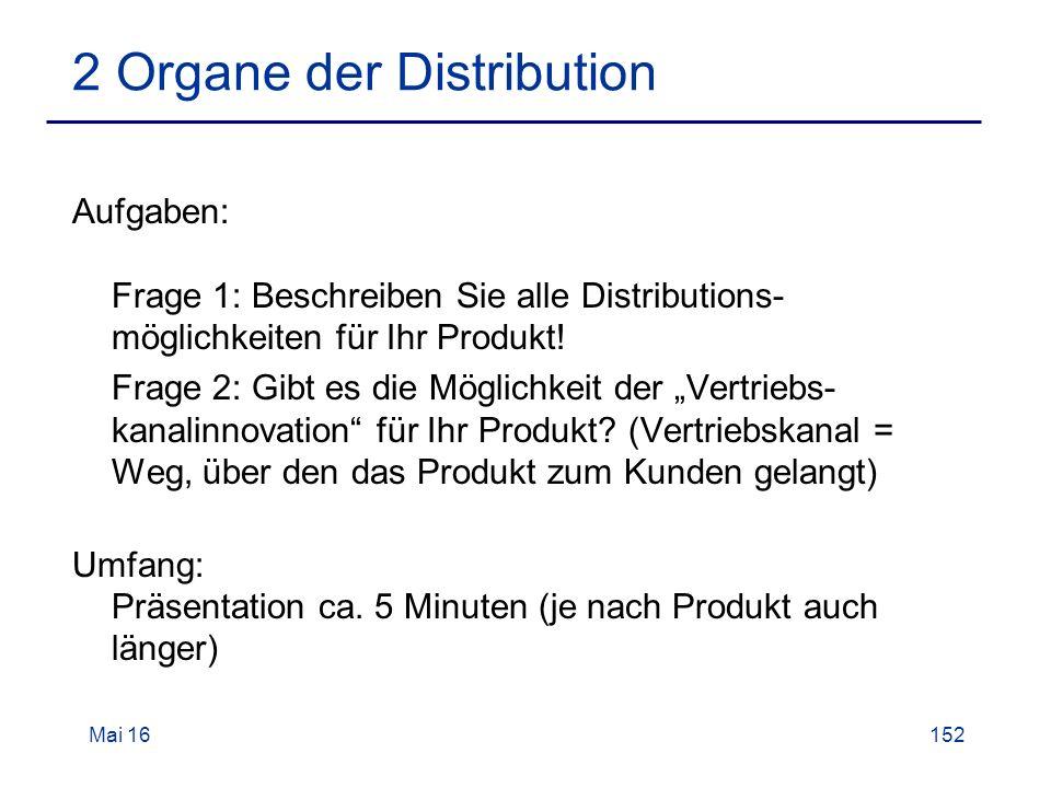 Aufgaben: Frage 1: Beschreiben Sie alle Distributions- möglichkeiten für Ihr Produkt.