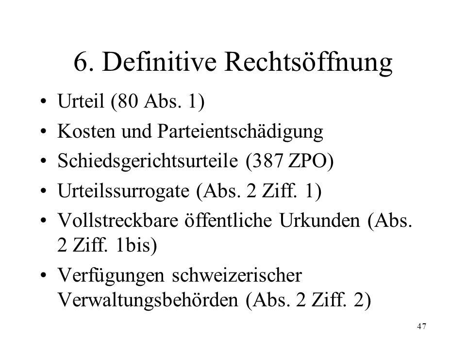 46 Fall 10 In einem Brief hat S gegenüber dem G gestanden, Fr.
