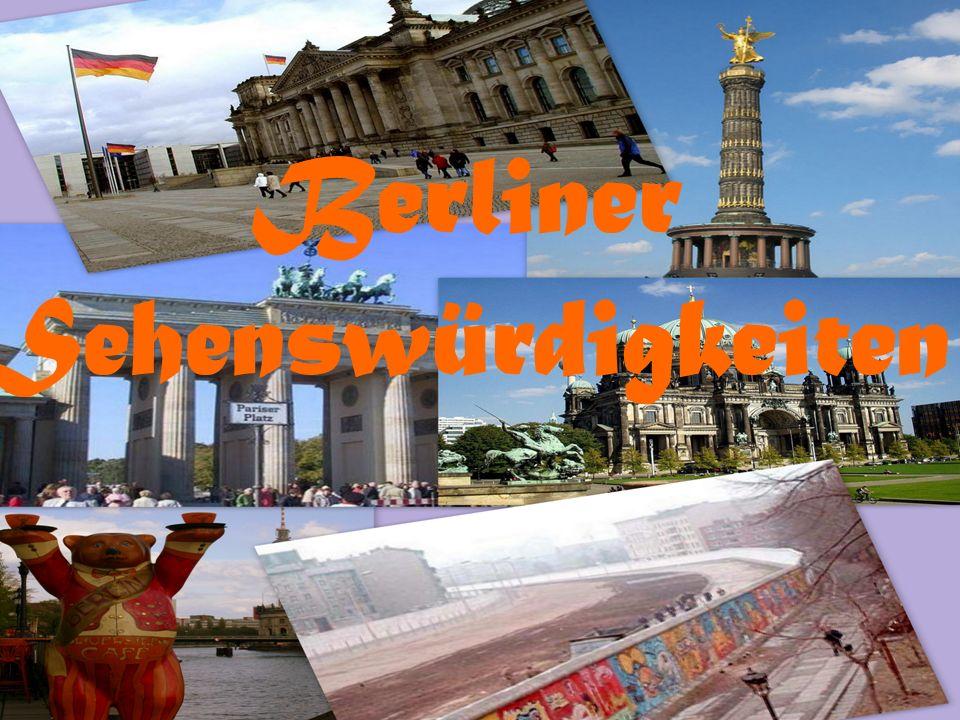 Berliner Sehenswürdigkeiten
