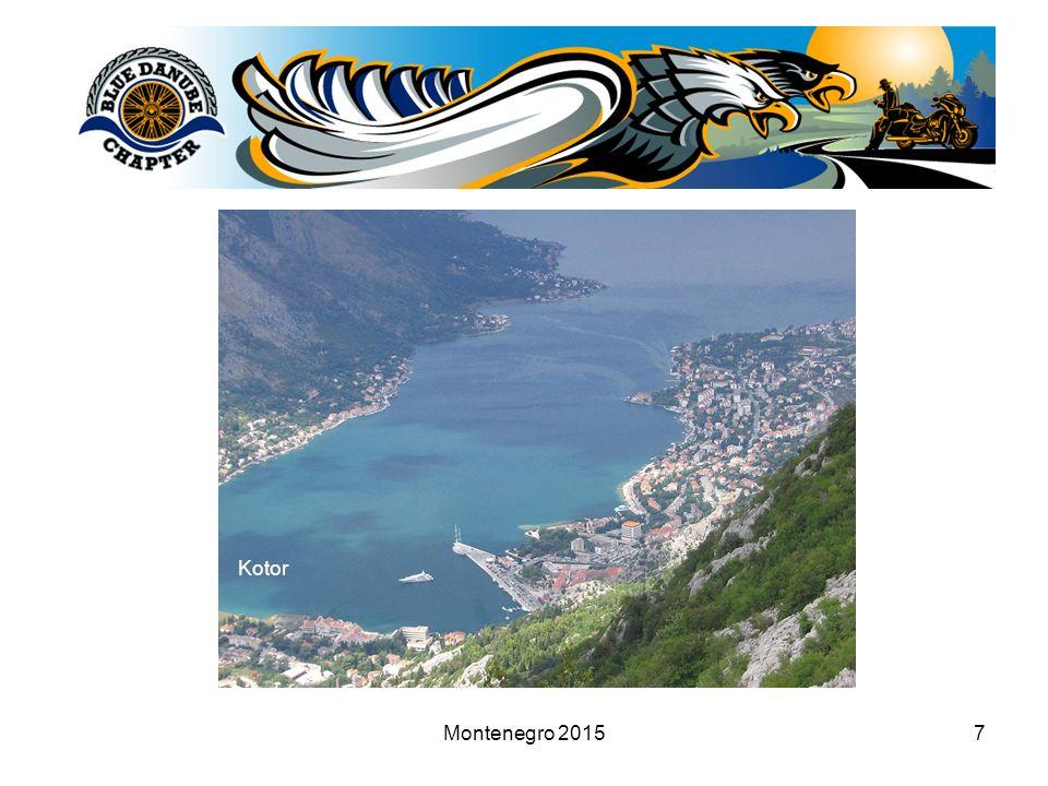 Montenegro 20157 Kotor