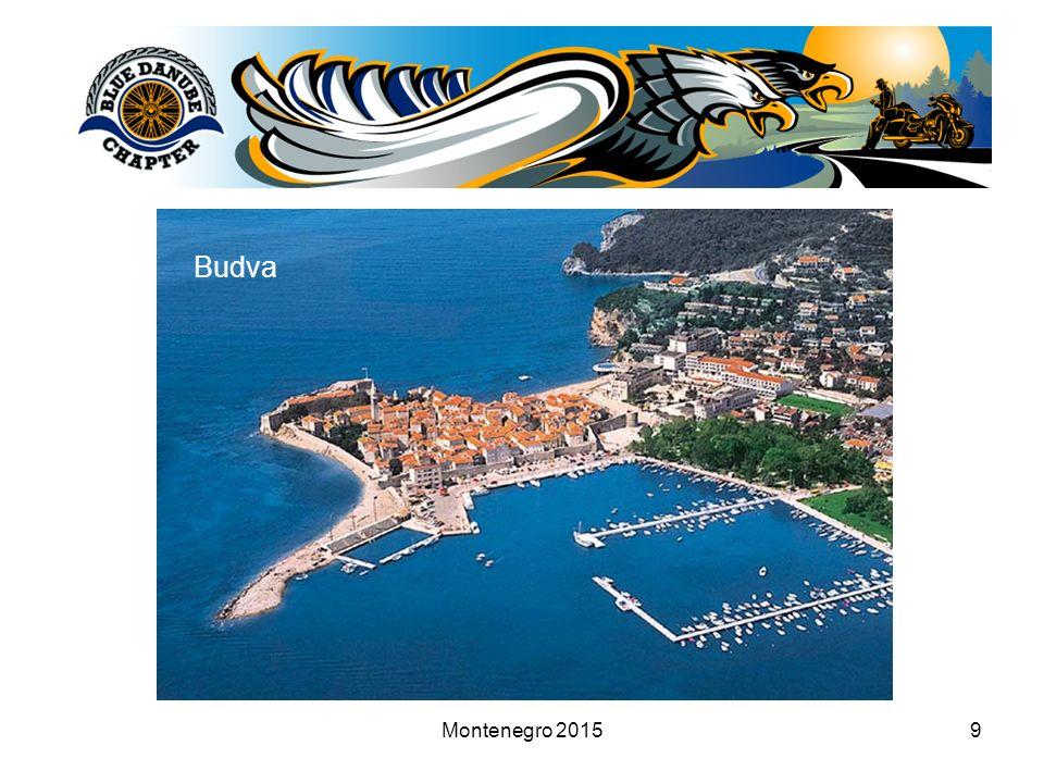 Montenegro 20159 Budva