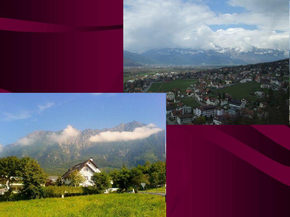 Merkwürdigkeit Liechtenstein wegen der niedrigen Steuern und liberale Politik gegenüber Bankeinlagen, ist eine der wenigen Oasen in Europa betrachtet.