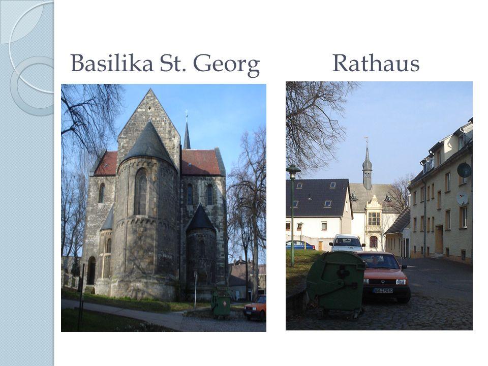 Basilika St. GeorgRathaus