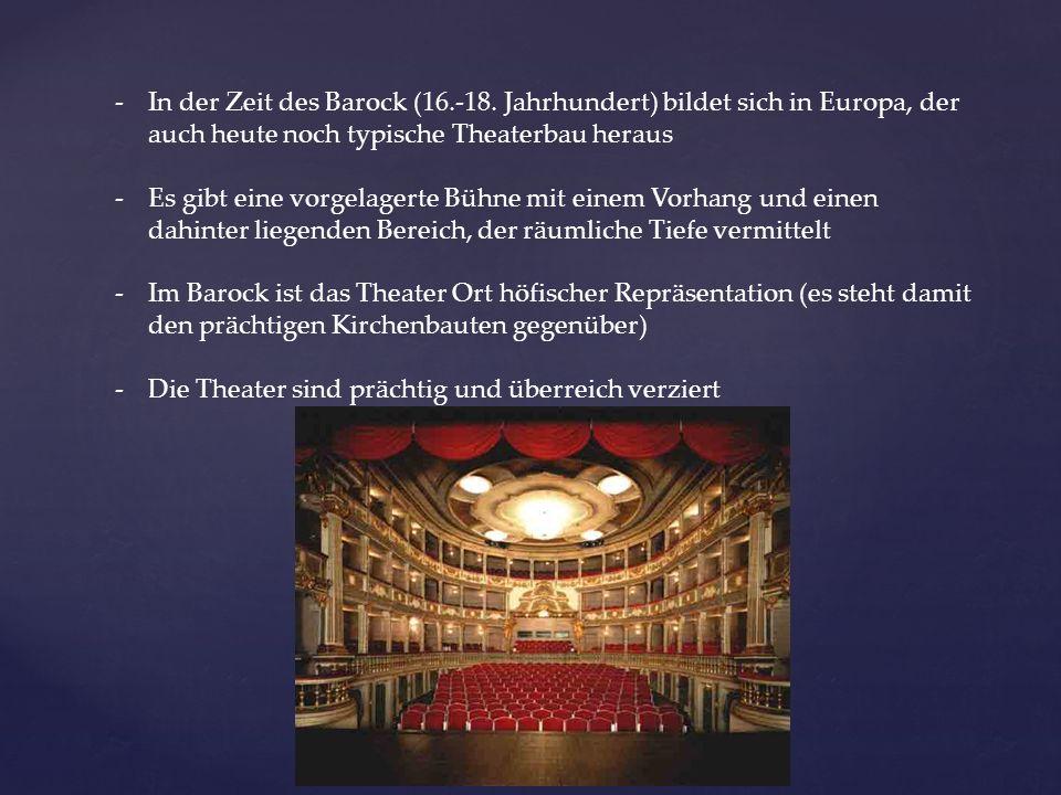 -In der Zeit des Barock (16.-18.