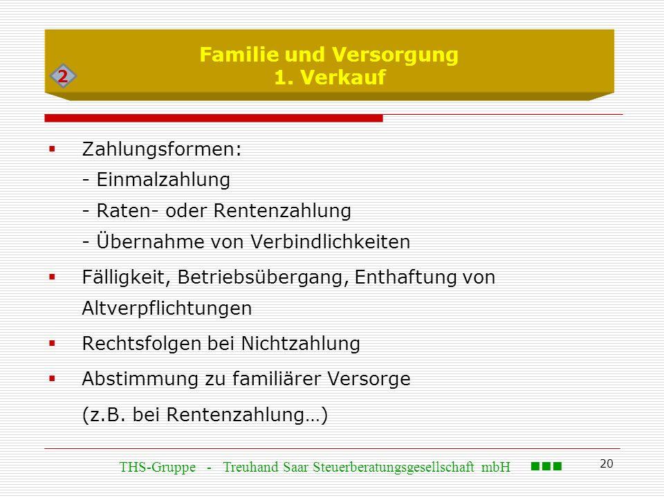 20 Familie und Versorgung 1.