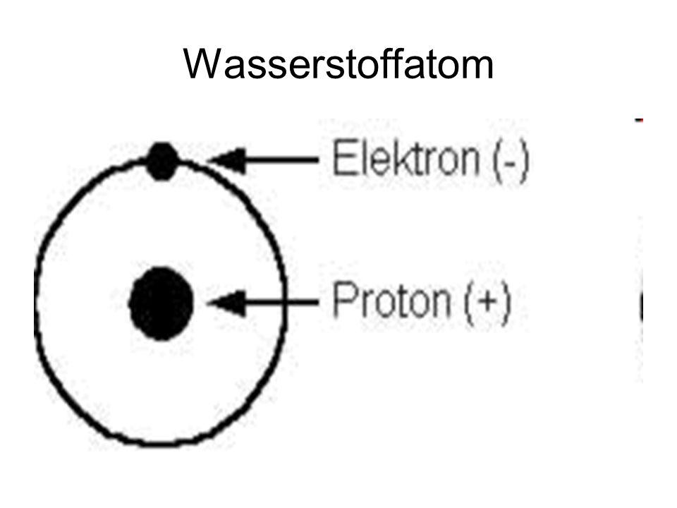 Wasserstoffatom