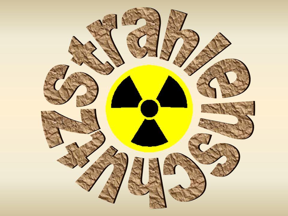 Titel: Strahlenschutz