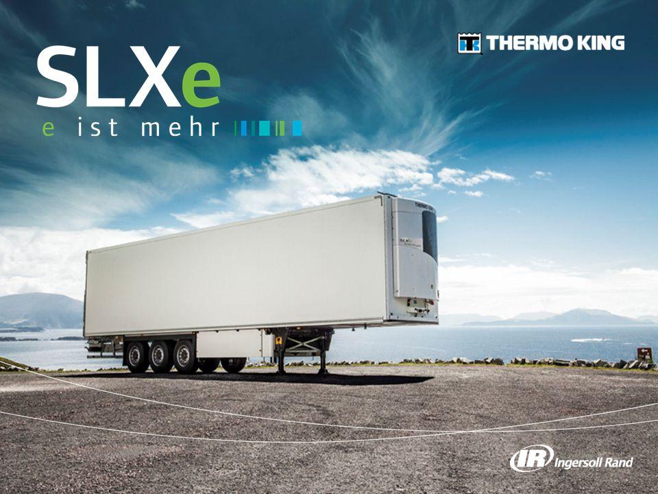  SLXe: Transportkühlung der nächsten Generation  SLXe: e ist mehr  SR-3-Regler, der Schlüssel zu perfektem Temperaturmanagement  Elektronisches Drosselventil (ETV)  Optionen und Zubehör  Technische Daten  Mehrfachtemperaturzonen INHALT