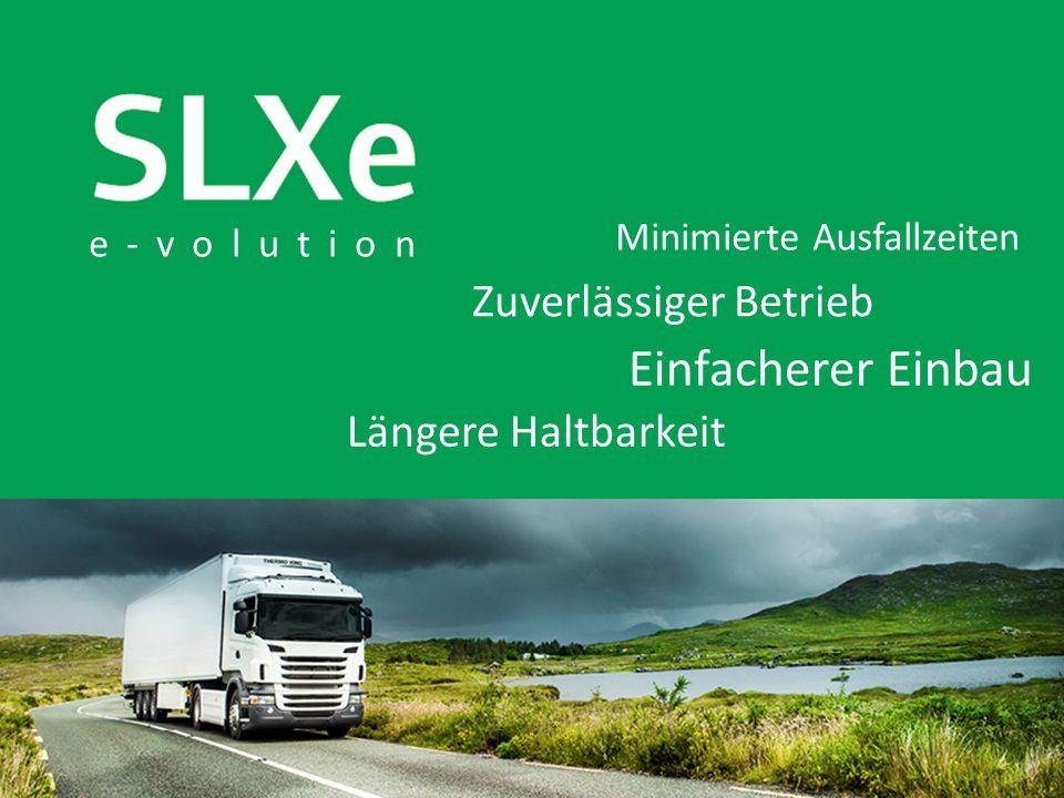 Thermo King hat mit der Weiterentwicklung der bewährten SLX-Reihe auf die Anforderungen der Kunden reagiert.
