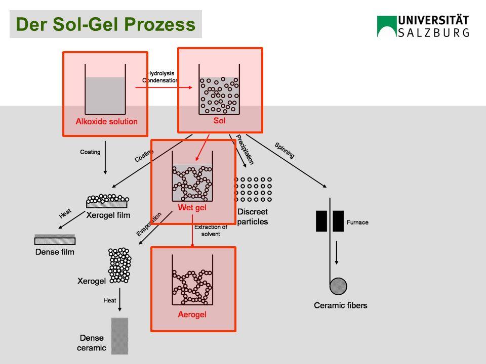 Der Sol-Gel Prozess