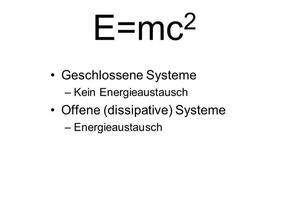 Stoffwechsel (Metabolismus) Kataboler Stoffwechsel (Katabolismus) –setzt Energie frei durch den Umbau von komplexen reduzierten Molekülen zu einfacheren oxidierten Molekülen.