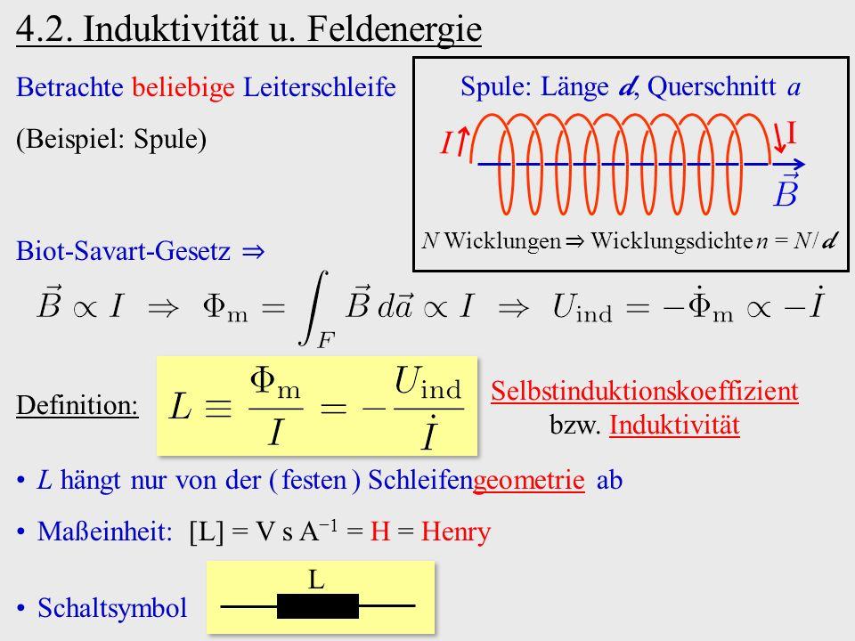Induktionsgesetz Maschenregel Wechselstrom Tafelrechnung zum Transformator (2)