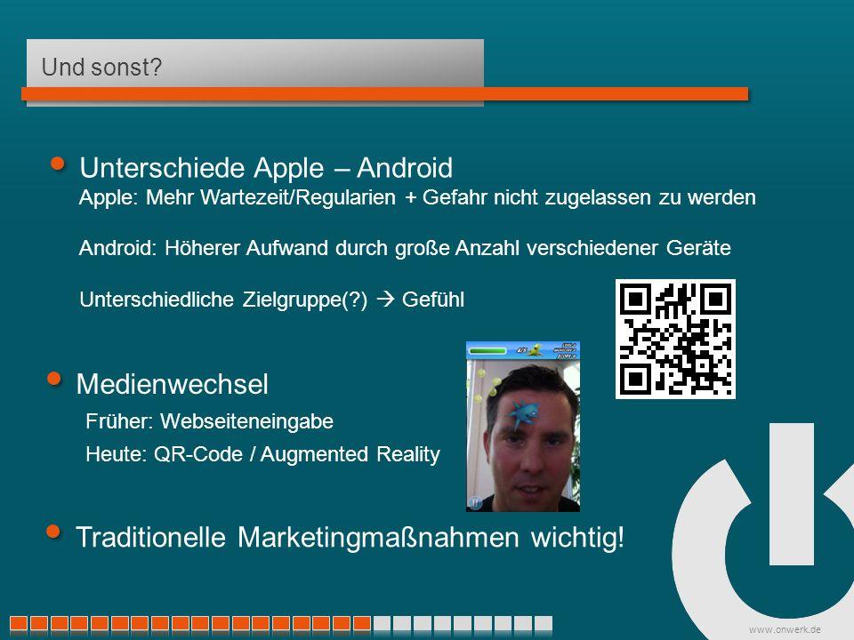 www.onwerk.de Und sonst.