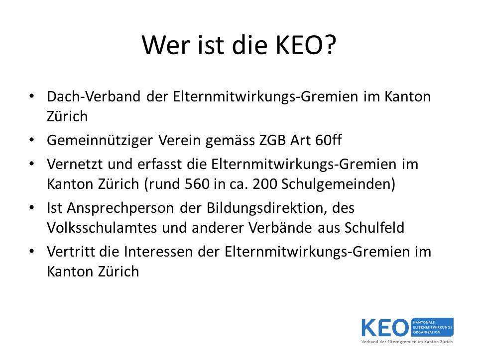 Wer ist die KEO.