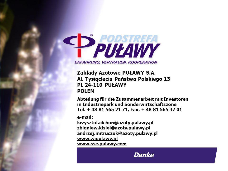 Abteilung für die Zusammenarbeit mit Investoren in Industriepark und Sonderwirtschaftszone Tel.