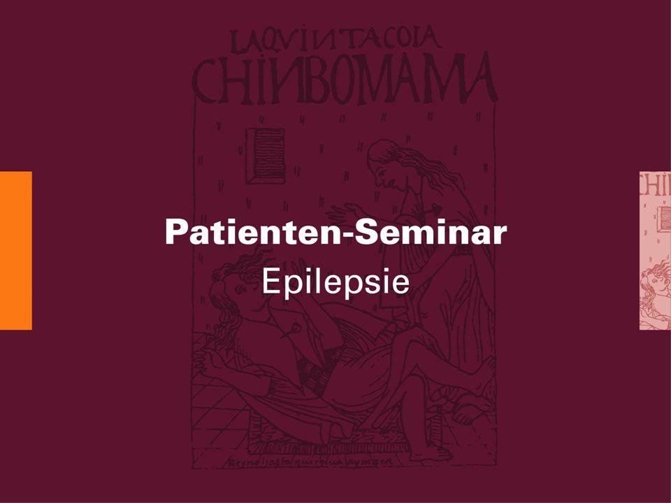 Patienten-Seminar Epilepsie