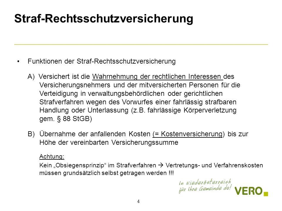 Ihre Ansprechpartner 15 KR Franz Wagner T +43 7472 65 024 500 M +43 664 35 74 647 franz.wagner@vero.at Mag.