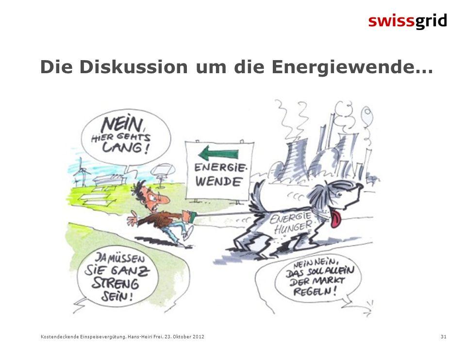 31Kostendeckende Einspeisevergütung, Hans-Heiri Frei, 23.