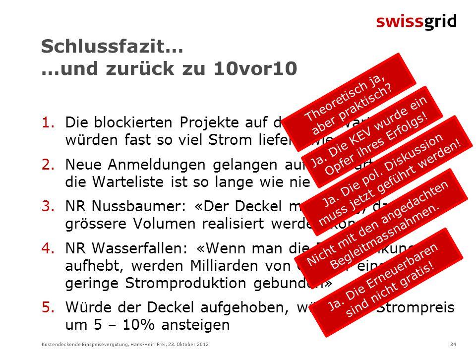 34Kostendeckende Einspeisevergütung, Hans-Heiri Frei, 23.