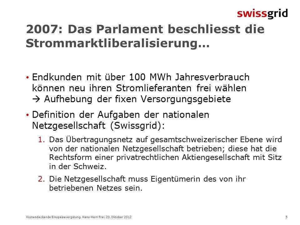 5Kostendeckende Einspeisevergütung, Hans-Heiri Frei, 23.