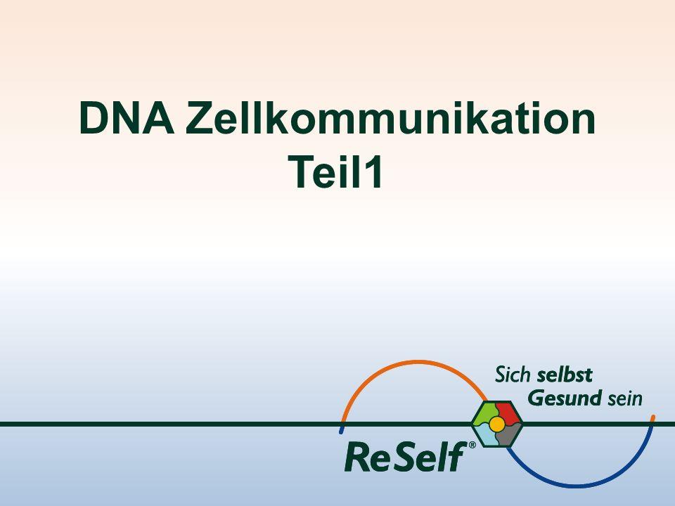 DNA Zellkommunikation Teil1