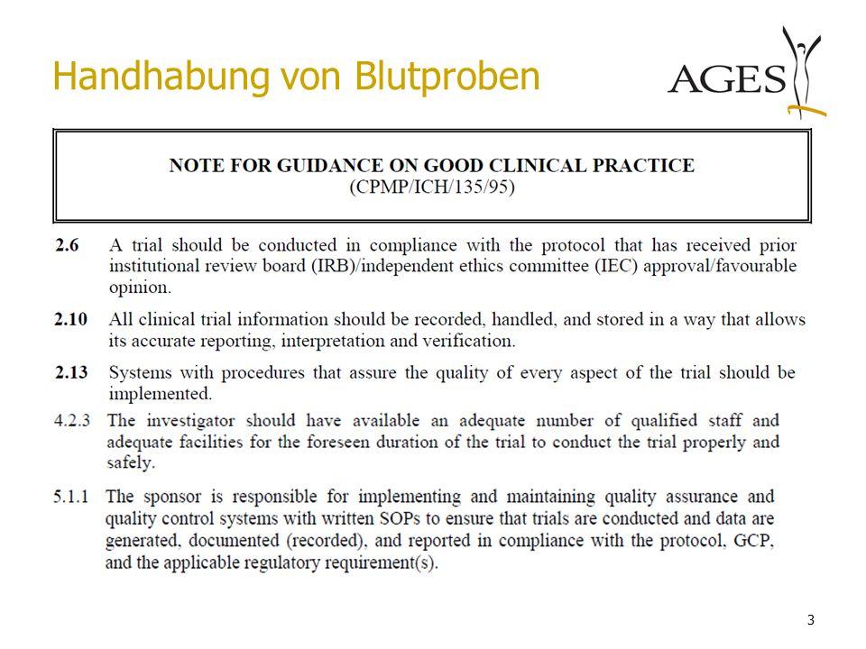 Austrian Agency for Health and Food Safetywww.ages.at Häufige Fragen zur Klinischen Prüfung gemäß MPG Dr.