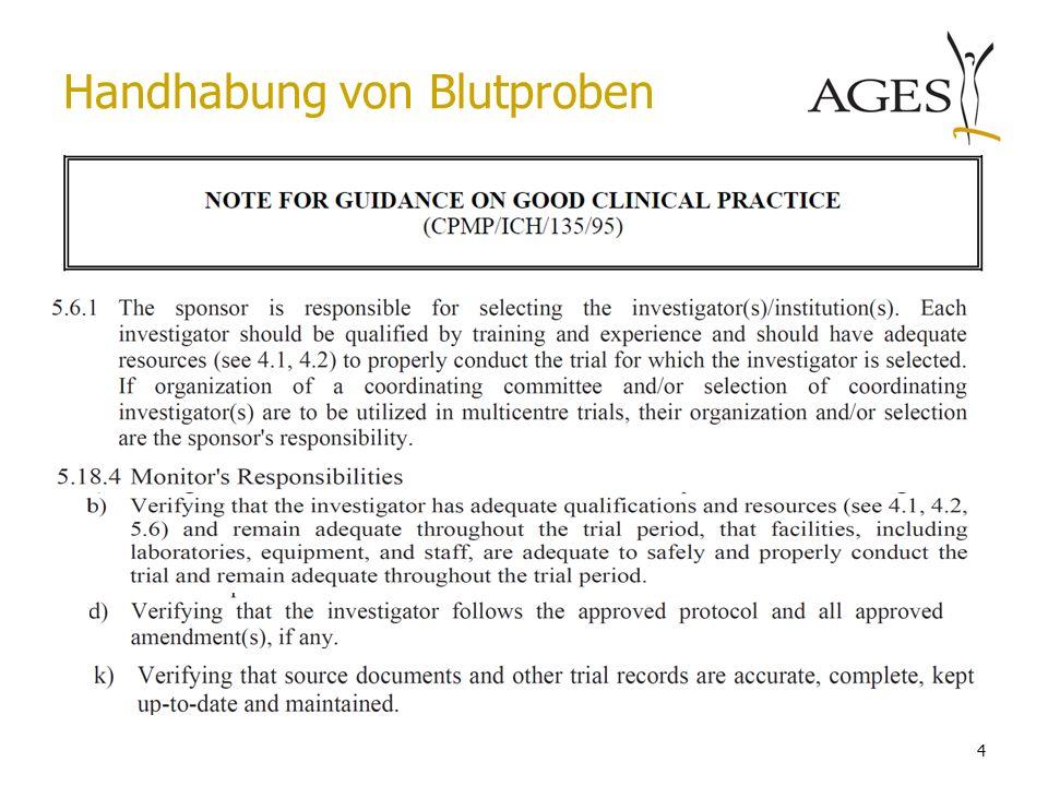 """Frage 3 Substanzeinnahme.Substanz  AMG §1. (4) """"Stoff Auch vor Beginn der Studie."""