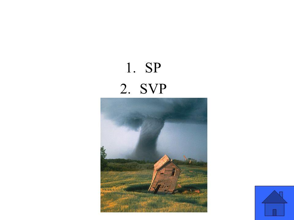 1.SP 2.SVP