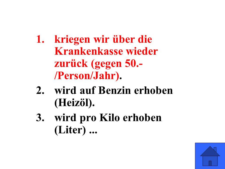Der ökologische Fussabdruck der Schweiz misst 2,4.