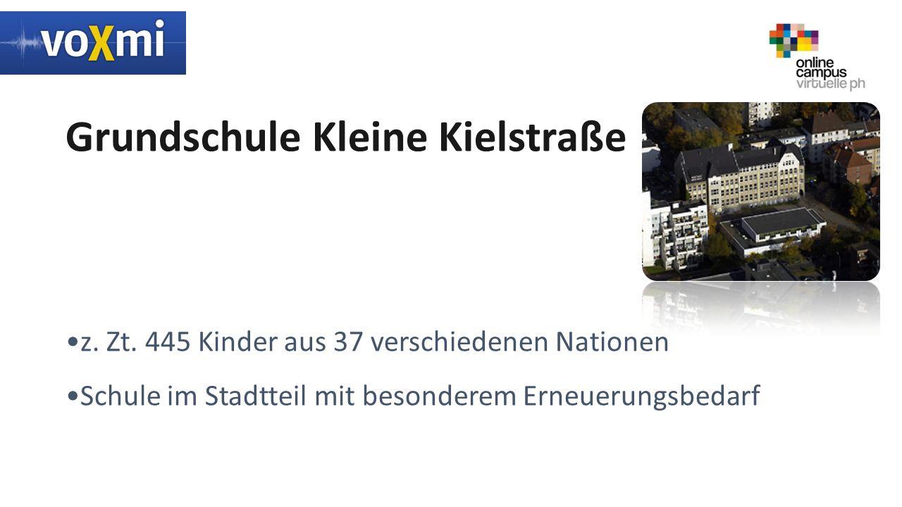 Grundschule Kleine Kielstraße z. Zt.