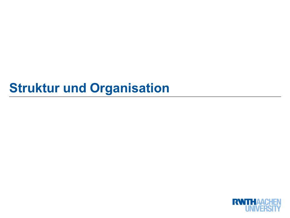 5 von 68 Struktur und Organisation