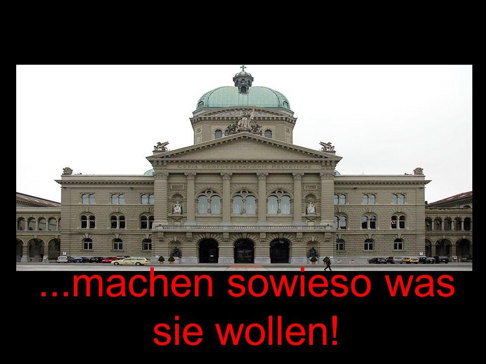 Die in Bern...