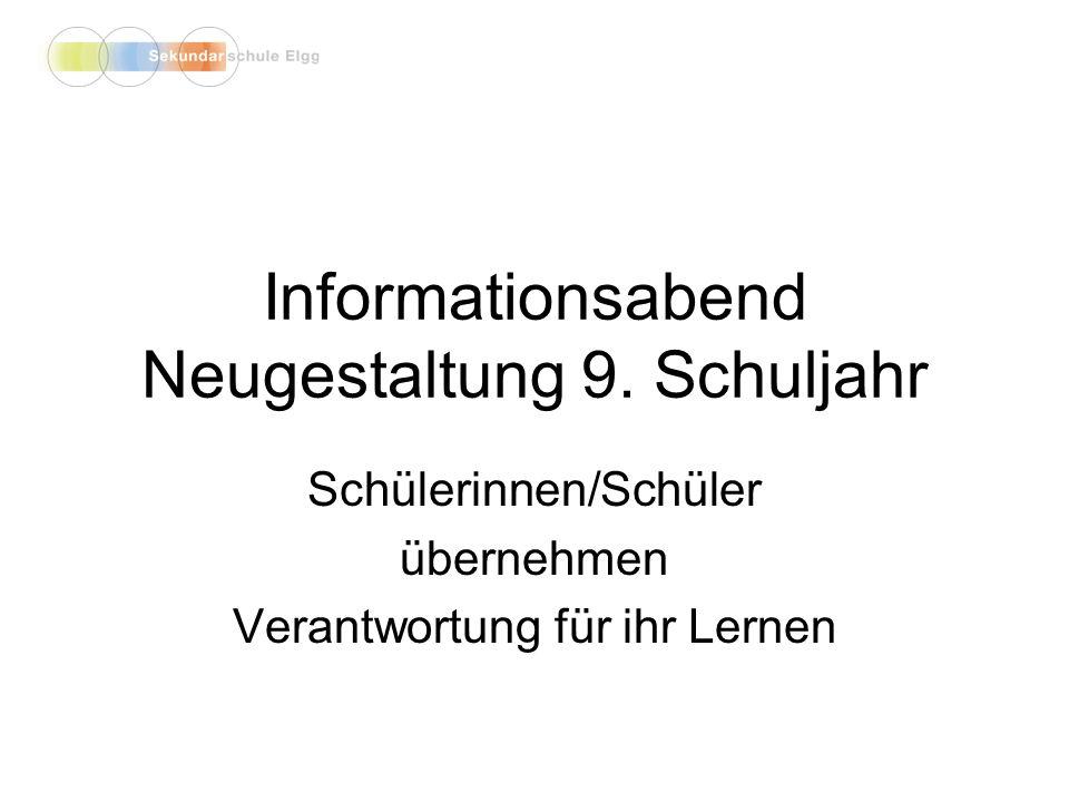 Individuelle Standortbestimmung Grundlage für die Neuausrichtung der 3.
