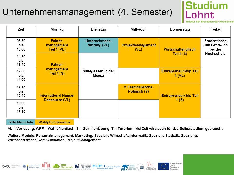 Unternehmensmanagement (4.
