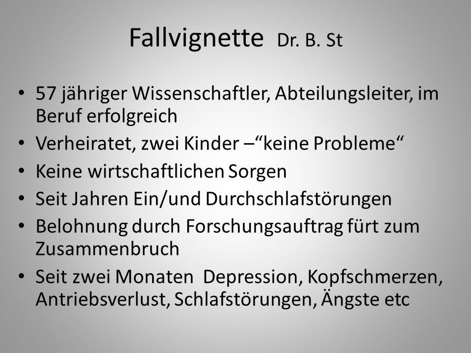 Fallvignette Dr.B.