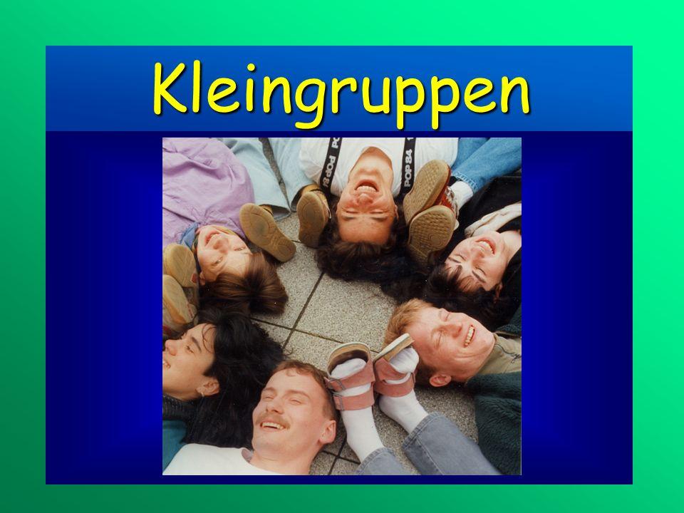 Kleingruppen