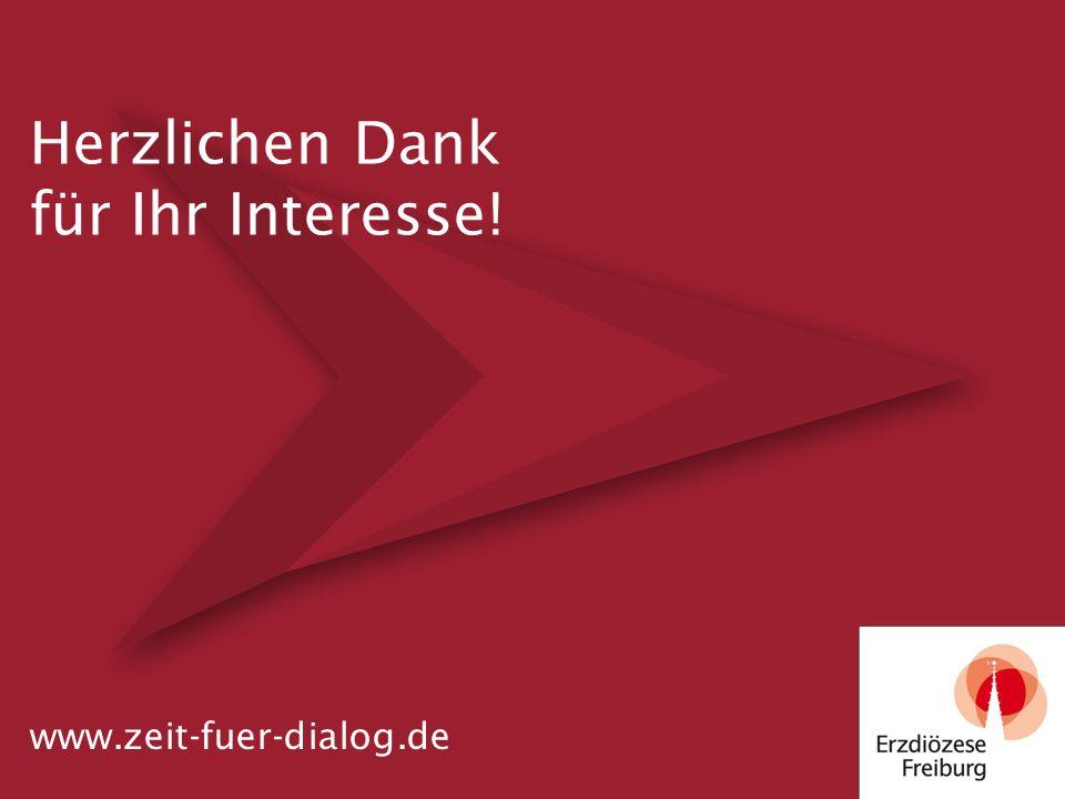 www.zeit-fuer-dialog.de Herzlichen Dank für Ihr Interesse!