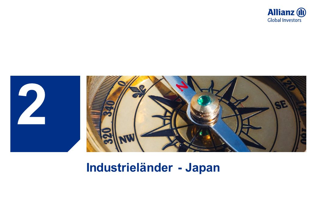 2 Industrieländer - Japan