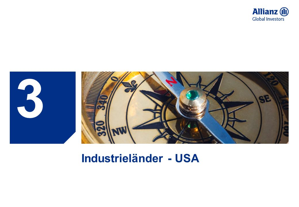 3 Industrieländer - USA